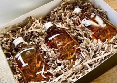 Geschenkverpakking whiskyproeverij