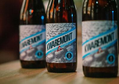 Flessen Kwaremont bieren