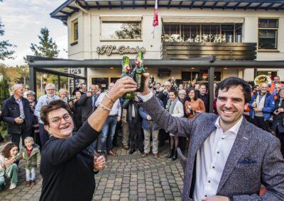 Feest 90 jaar Hof van Colmschate - Walter & Miny Bonekamp